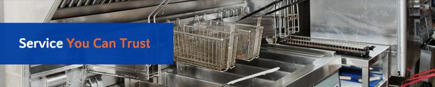 Commercial Deep Fryer Repairs